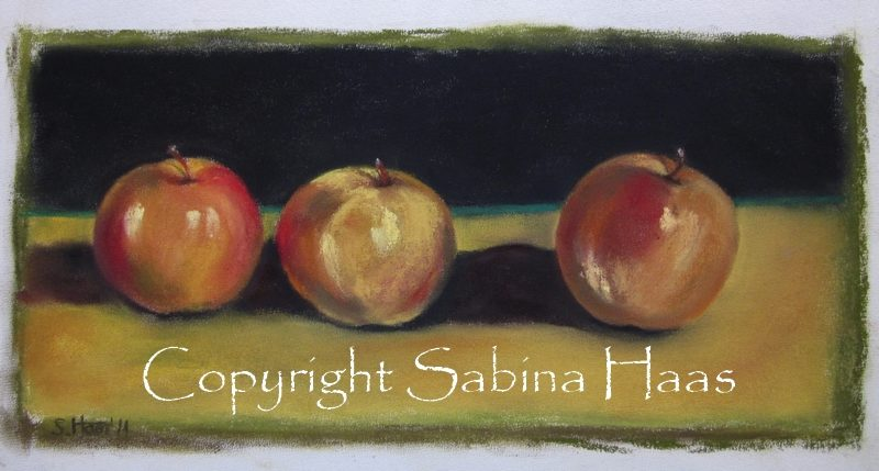 <strong>Still Life Apples</strong>