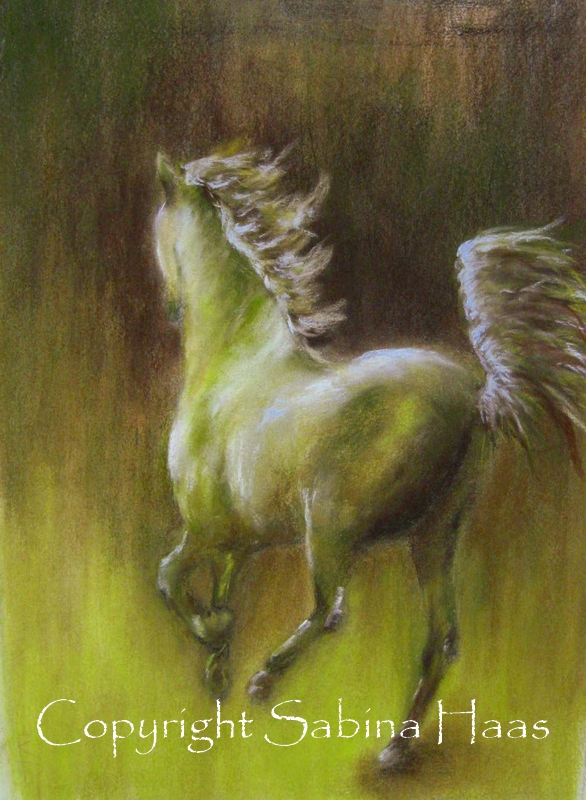 <strong>The Green Horse</strong>